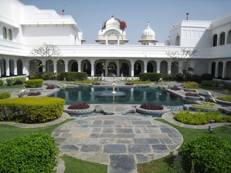 Taj Lake Palace, Udaipur wedding destination