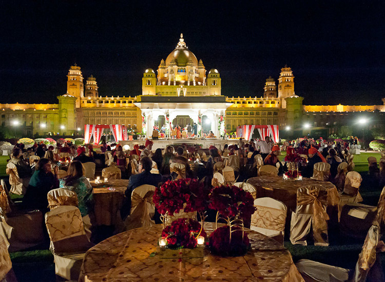 Umaid Bhawan Palace, Jodhpur