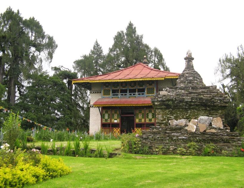 Dubdi Monastery - West Sikkim