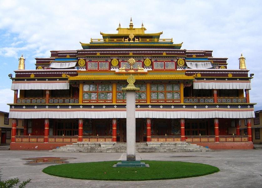 Ralong Palchen Choling Monastery
