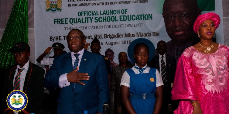 president bio launches free education calls on parents and teachers