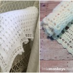 Easy Lace Baby Blanket Free Crochet Patterns