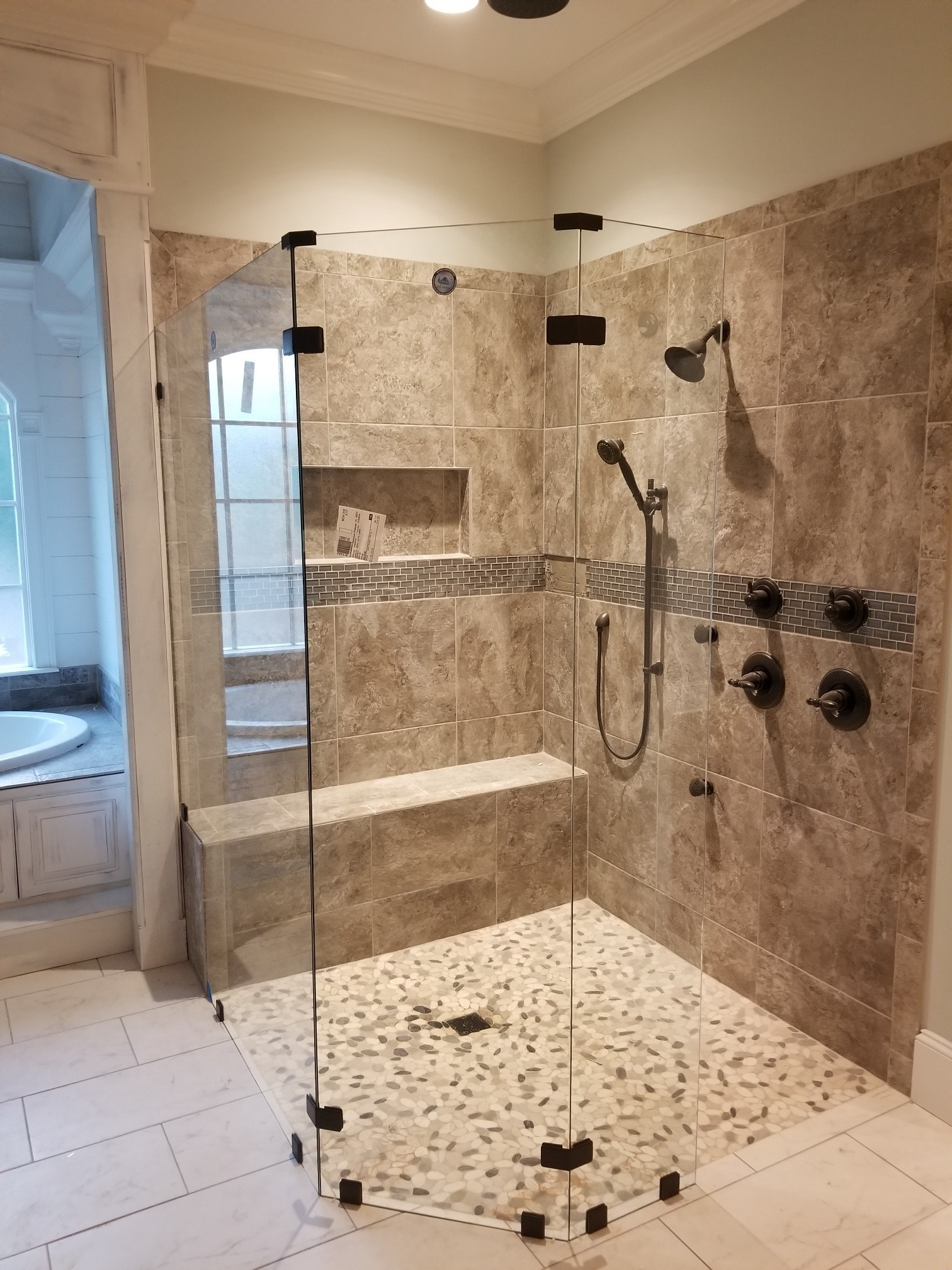 Shower Door Installation Valdosta Ga State Line Garage