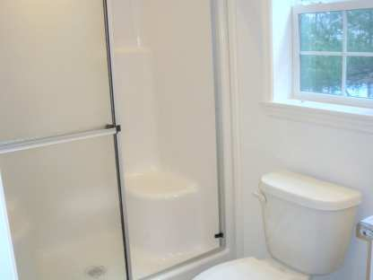 209 Emerald Drive Master Bath Shower