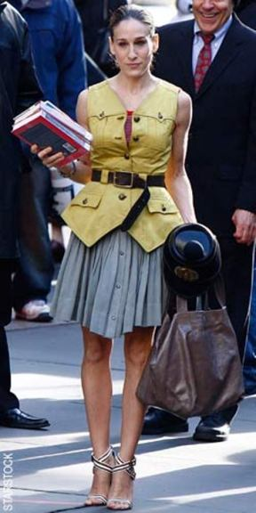 Carrie Bradshaw 7