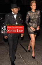 BAM: Spike and wife Tonya Lewis Lee