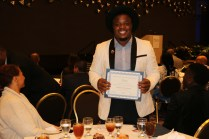 A star is a star and Davonte Green is a proud education star!