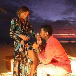 Ciara engaged AGAIN - Russell Wilson