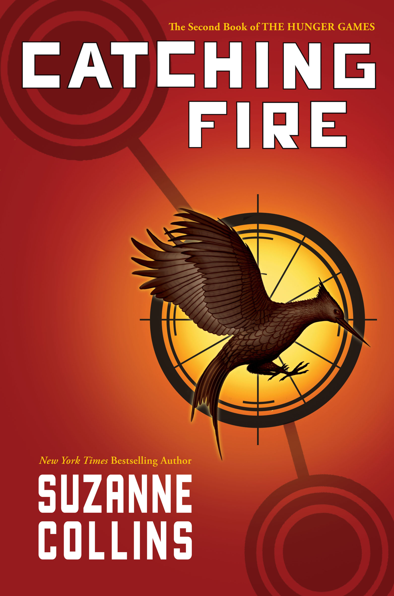 Catching Fire Book 2 In The Hunger Games Book Review