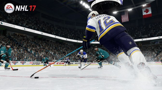 A return to form for EA Sports NHL 17