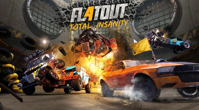 FlatOut 4: Total Insanity Xbox One review