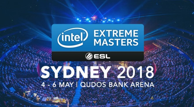 Intel Extreme Masters Sydney 2018 draws a huge crowd