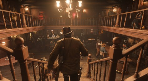 Red Dead Redemption 2 preview