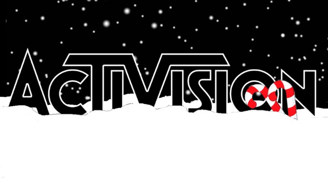 Activision gives the gift of gaming this Christmas
