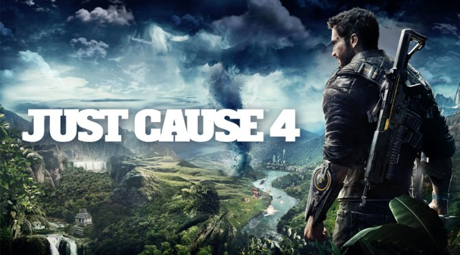 The Just Cause 4 mayhem is nearly upon us