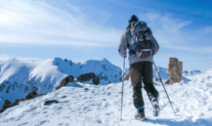How stocks try to climb Mount Everest?