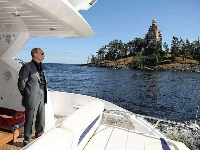 On an island far from the mainland, the Valaam monastery is one of the Russian Orthodox Church's holiest and most isolated sites.