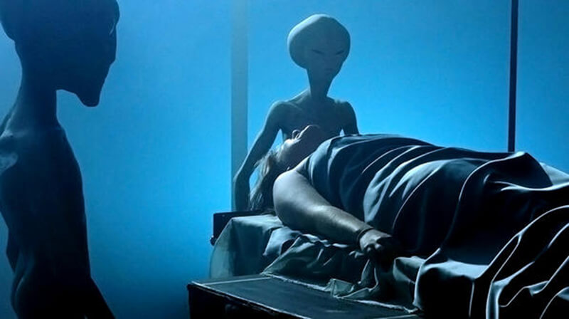 X-Files Blows the Alien-UFO Conspiracy Wide Open - My Struggle II