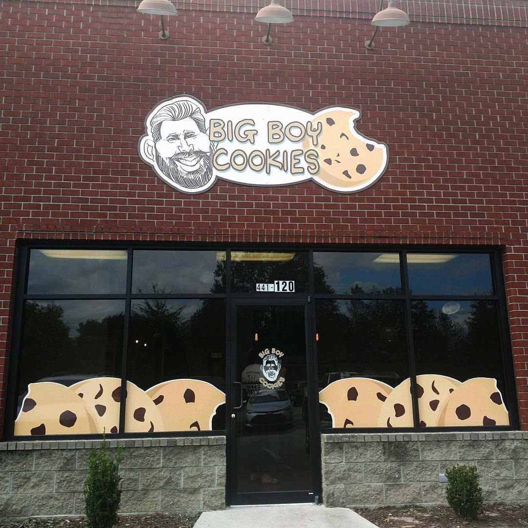 Big Boy Cookies Opens on the Blue Mile