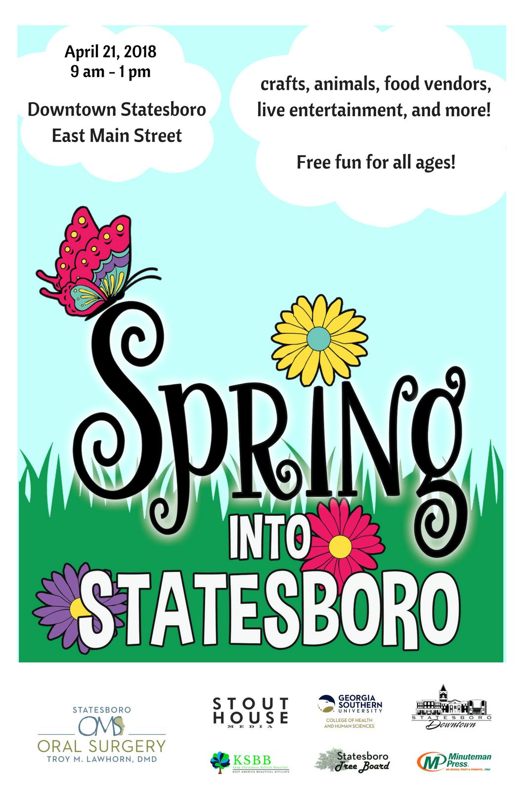 Spring Into Statesboro