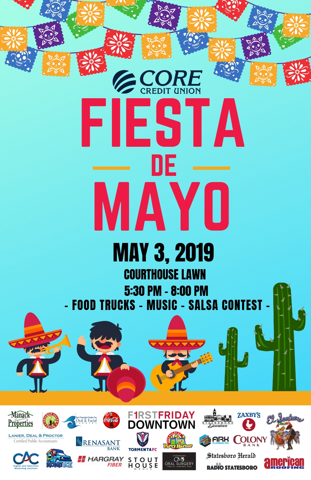 Join the Fiesta this Friday!