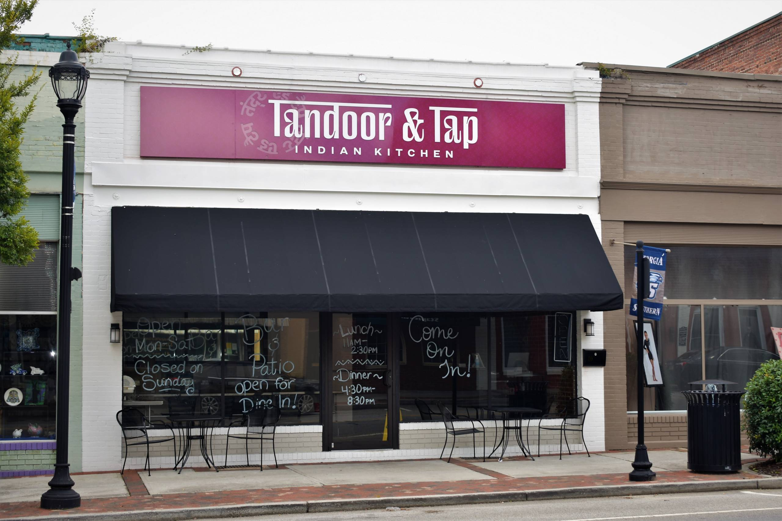 Business Highlight: Tandoor & Tap