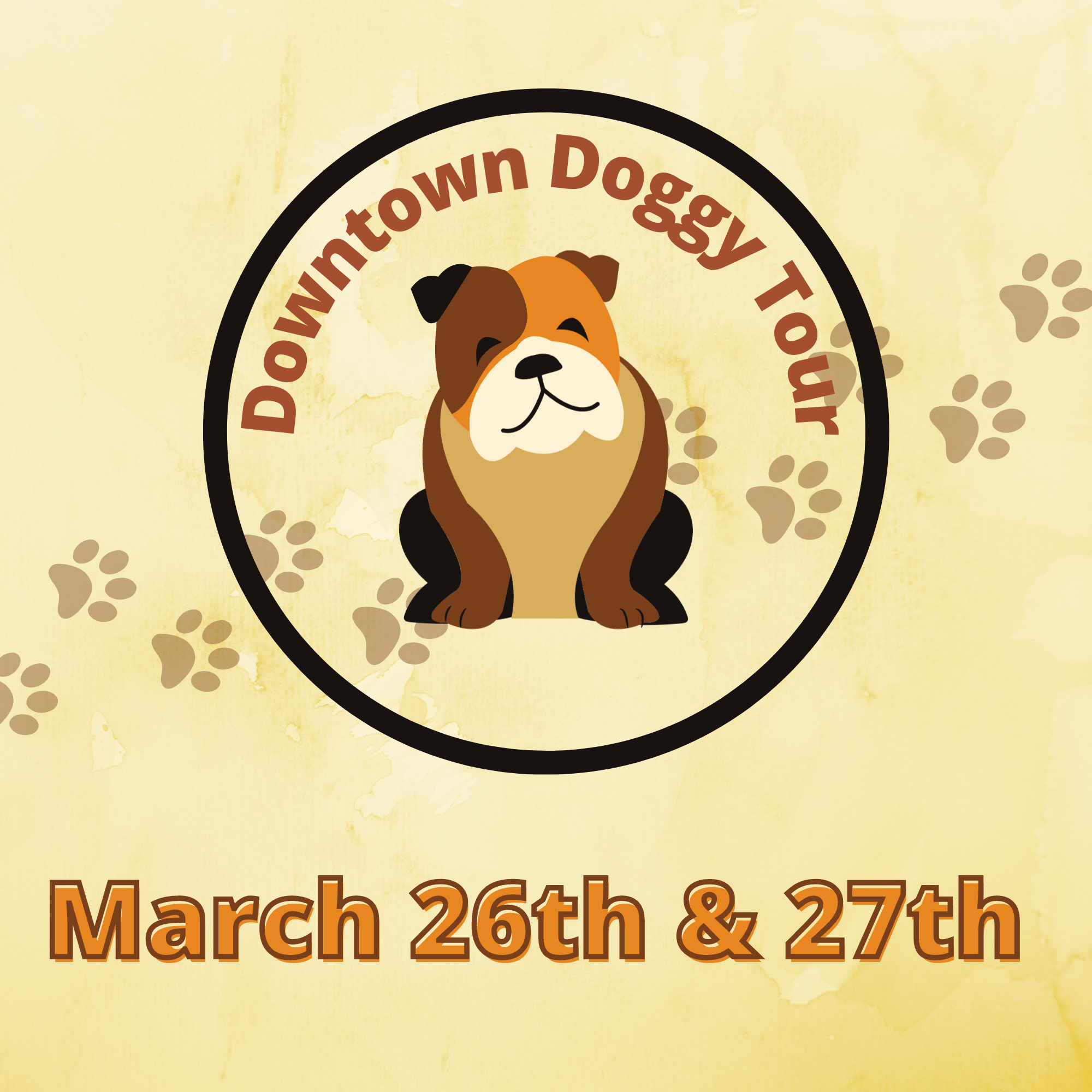 Downtown Tours: Doggy Tours