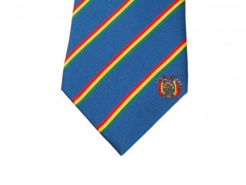 Bolivia Tie