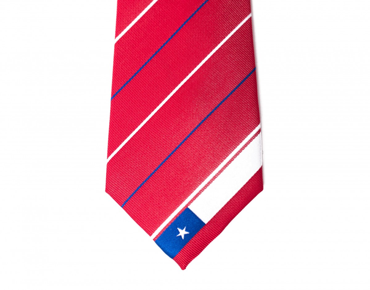 Chile Skinny Tie
