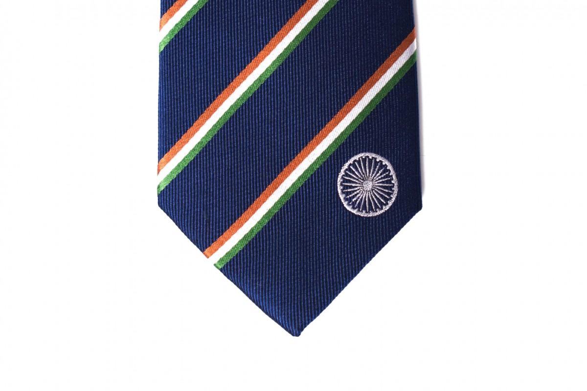 India Skinny Tie