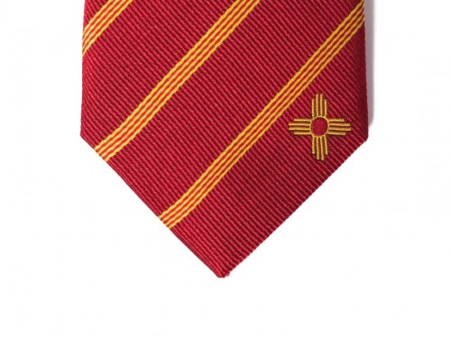 New Mexico Skinny Tie