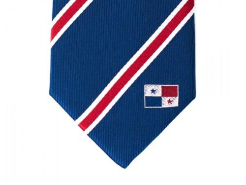 Panama Skinny Tie