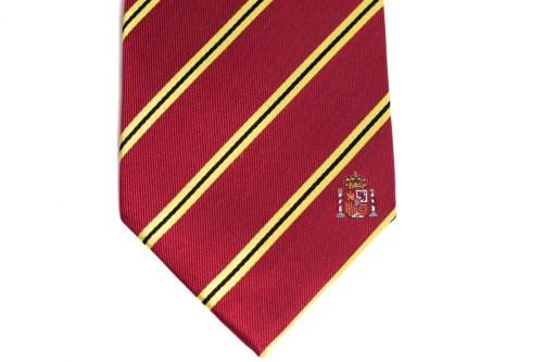 Spain Skinny Tie