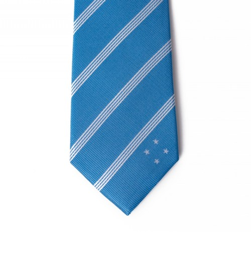 Micronesia Skinny Tie