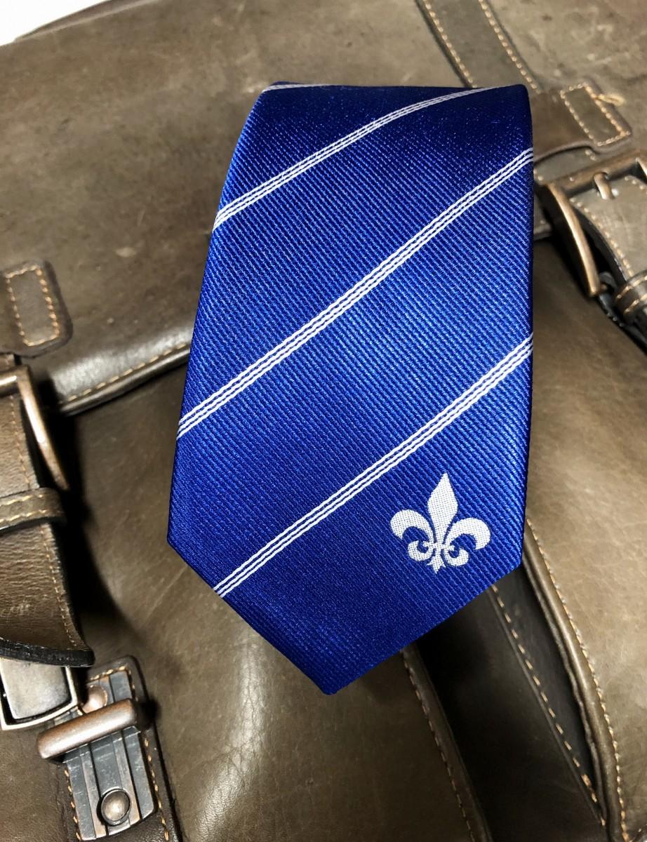 Louisiana Skinny Tie