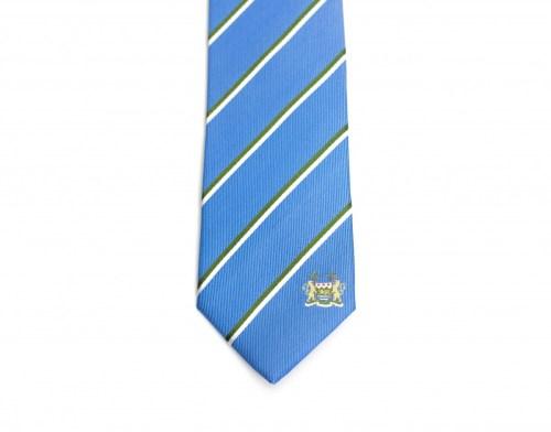 Sierra Leone Skinny Tie