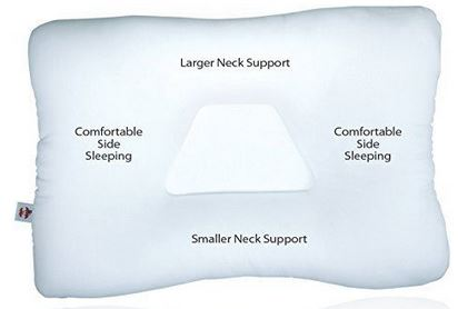 core products d core cervical support pillow fib 240 ea 20 81 stocked state surgical supply