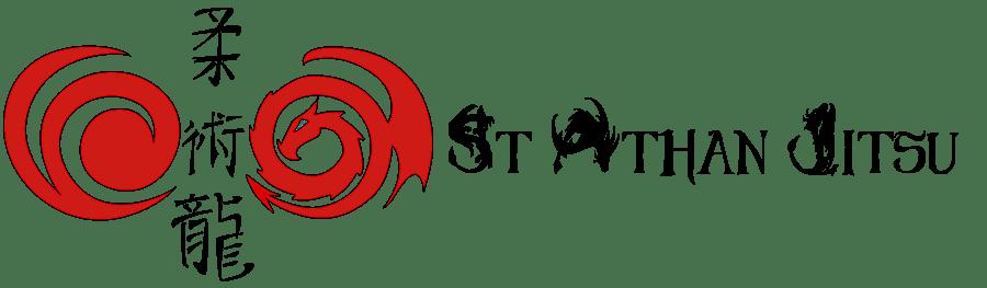 St Athan Jitsu - Branding File