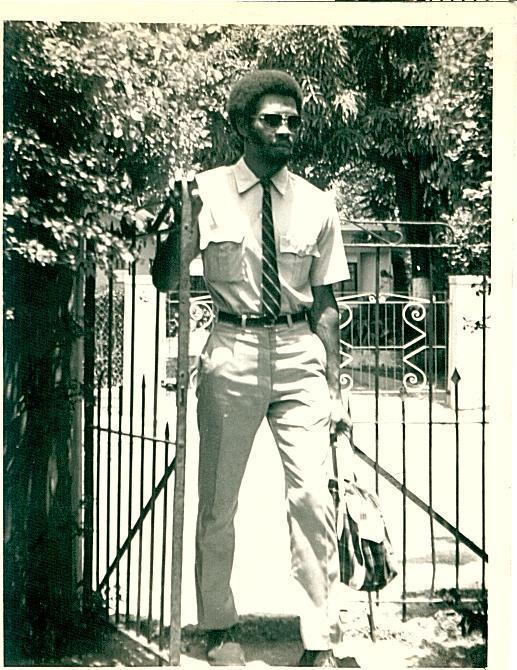 As Headboy 1972