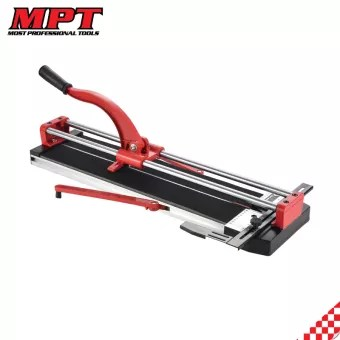mpt hand tile cutter 40 600mm model mtc603