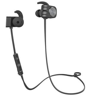 Plextone BX338 Wireless Bluetooth Earphone-Black