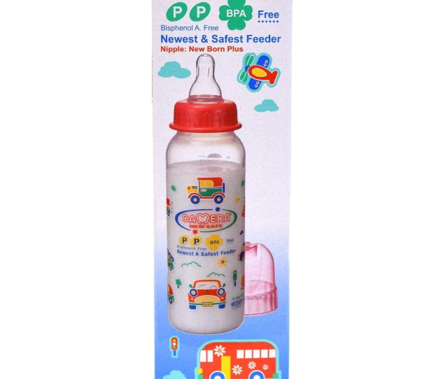 Feeding Bottle Ml Blue