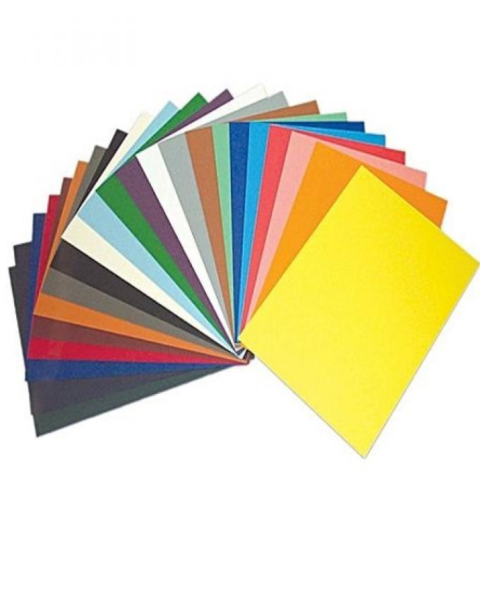 Pack Of 100 Sheets Computer Color Paper A4 Size Multicolor Buy Online At Best Prices In Pakistan Daraz Pk