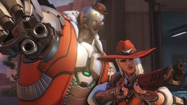 Ashe And Bob Overwatch First Impressions PTR