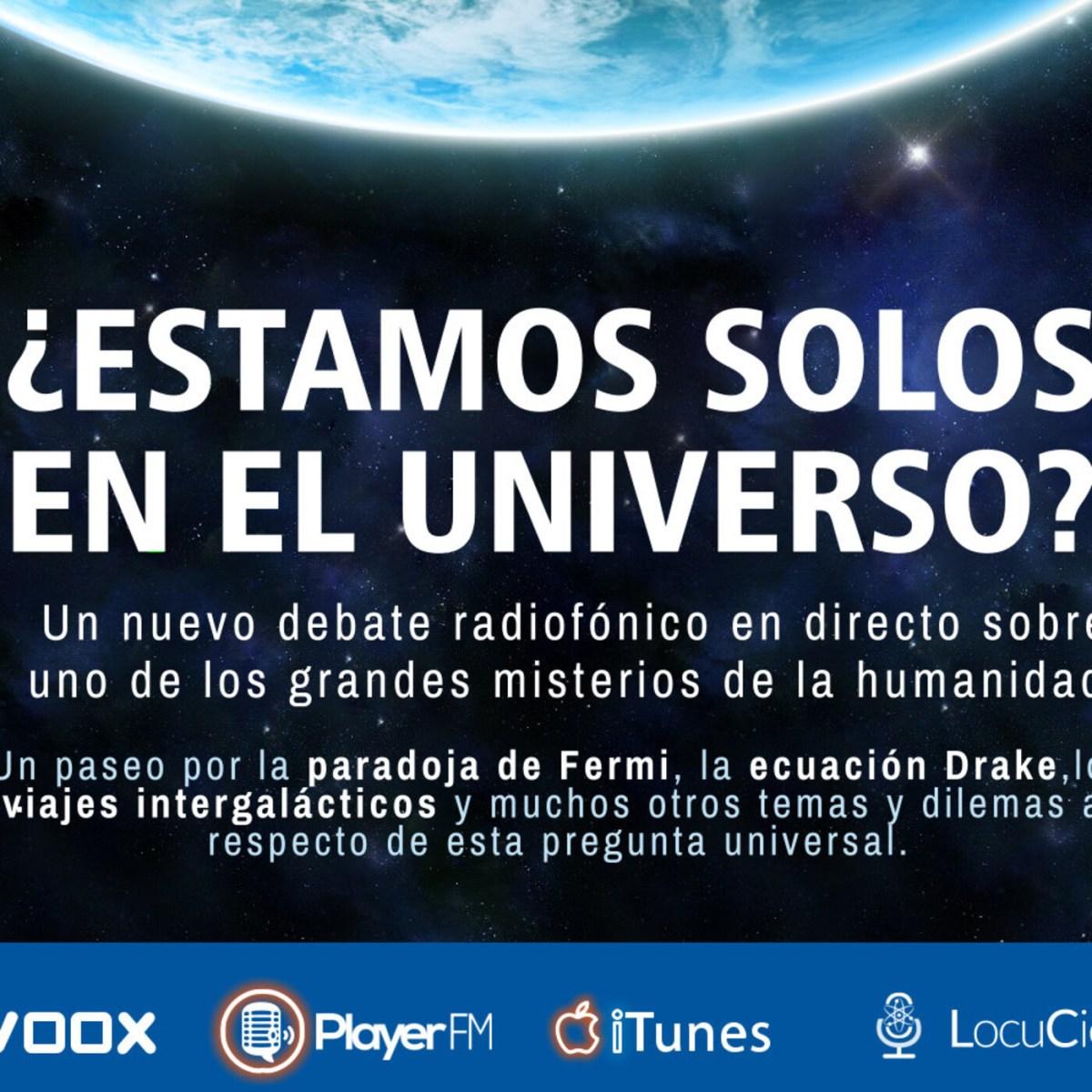 ¿Existen los extraterrestres? ¿Hay vida en otros planetas? -Drake Fermi SETI- Planeta- Locuciencia