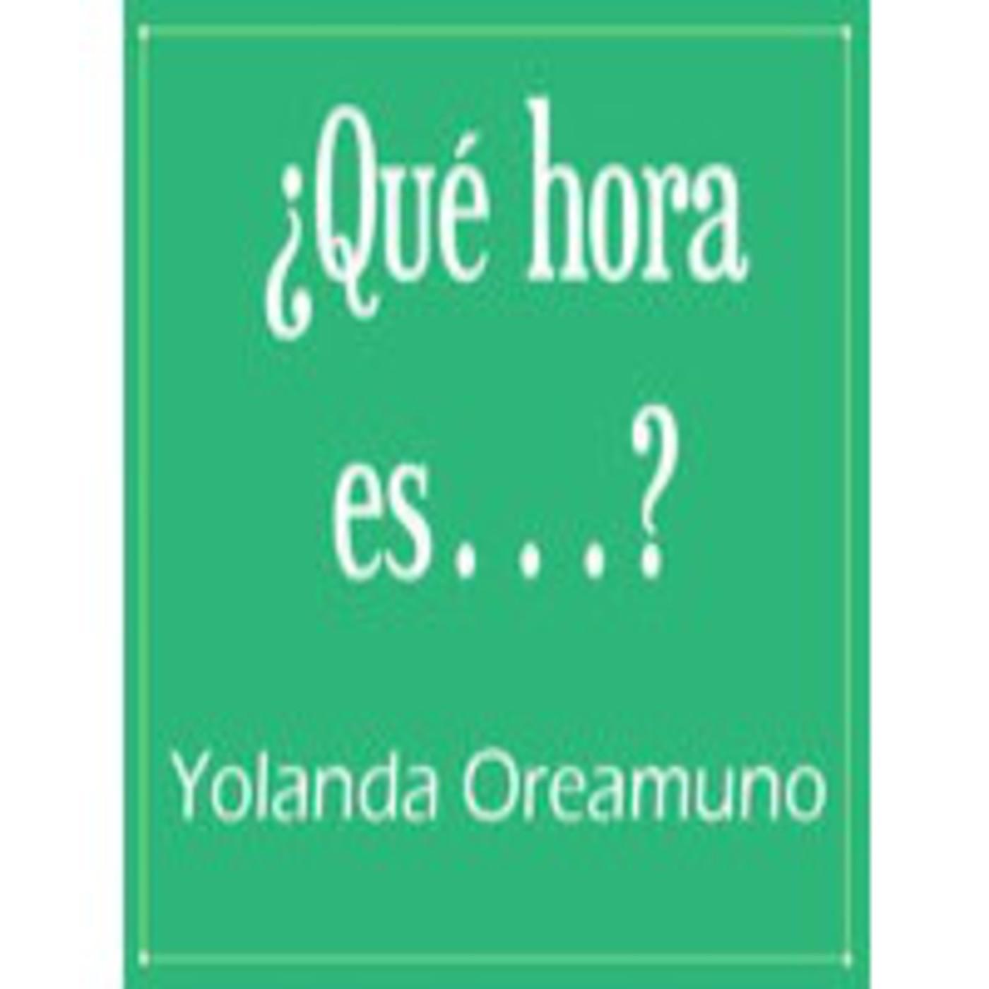 1 Que Hora Es Yolanda Oreamuno En Serie Ensayo
