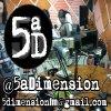Logo de Podcast 5ª Dimensión FM
