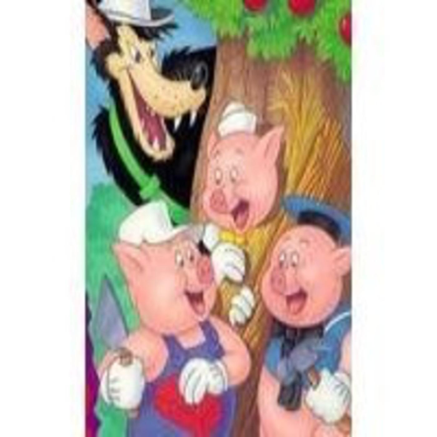 Los Tres Chanchitos Y El Lobo