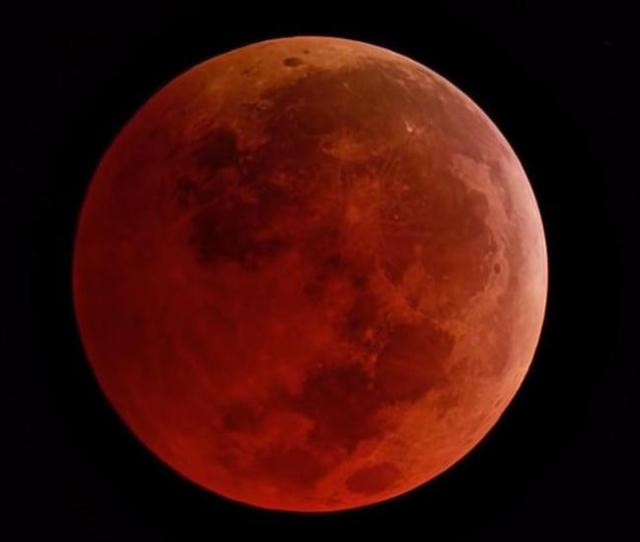 Super Blood Wolf Moon Total Lunar Eclipse Will Be Visible Sunday