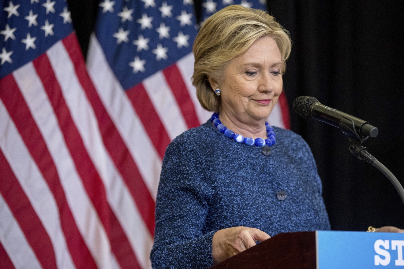 Image result for images, hillary clinton, oct. 28 2016, press conference